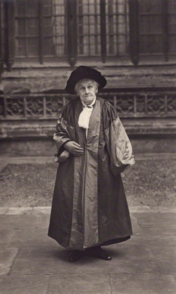 NPG x13332; Dame Elizabeth Wordsworth by Unknown photographer